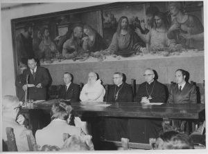 Primo convegno del 1972